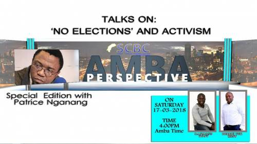 Amba Perspective Special Edition with Patrice Nganang
