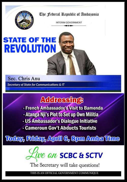 State of the Revolution presented by @Secominfo