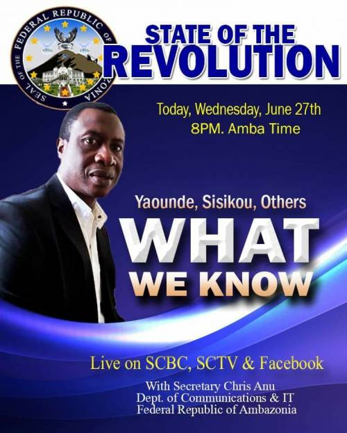 Yaounde, H.E. Sisikou and Others, What we know.