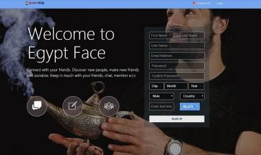 Egypt launches Facebook rival, Egypt Face