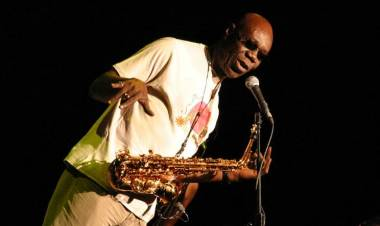 Manu Dibango's guide to making global waves