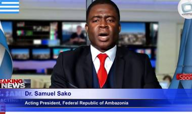 Acting President His Excellency Dr. Samuel Sako Addresses the Nation.