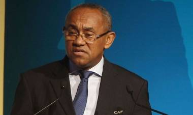 Ahmad Ahmad casts major doubt over Cameroon's AFCON hosting