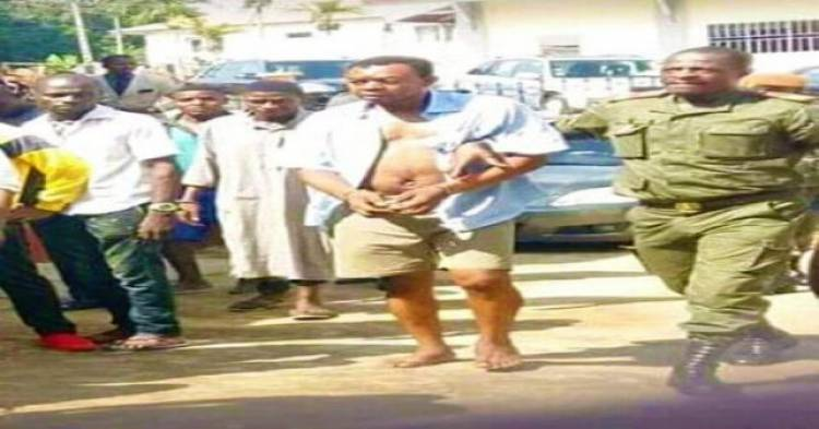 Southern Cameroons Crisis: Mancho Bibixy's case on hold