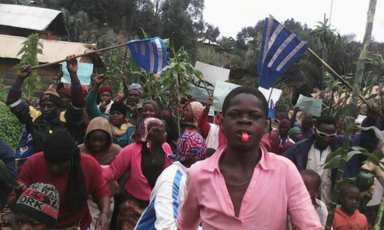 Socio-Political Unrest In Southern Cameroons
