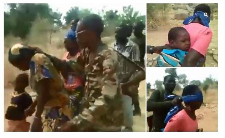 Cameroon arrests four soldiers suspected of executing women and children