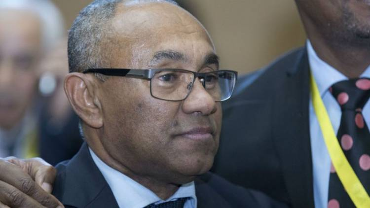 Caf boss Ahmad Ahmad avoids discussing Cameroon's Afcon 2019 hosting capacity