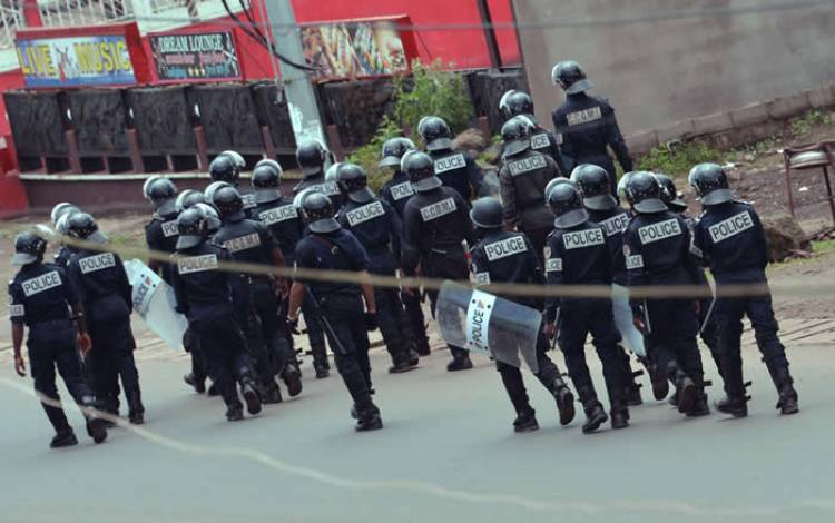Five police killed in strife-torn Southern Cameroons