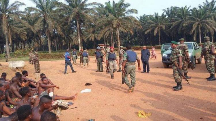 Southern Cameroons War: French Cameroun human rights record spiralling out of control
