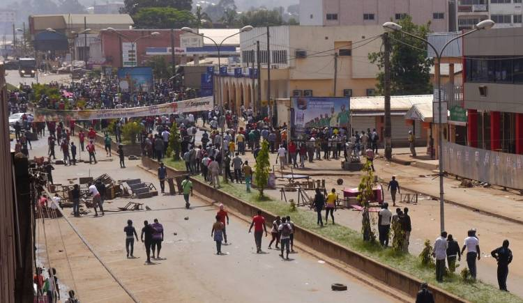 Cameroon: Horrific violence escalates further in Southern Cameroons