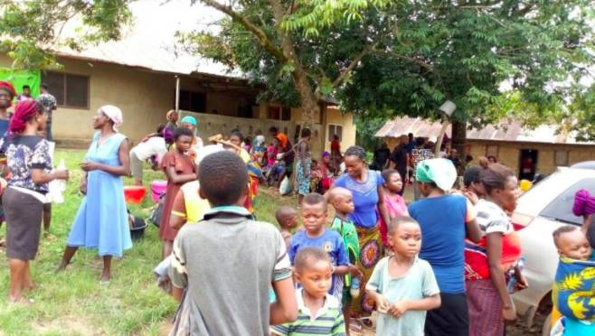 More than 5,000 Southern Cameroonians Arrived Nigeria as refugees to Escapade ongoing Genocide