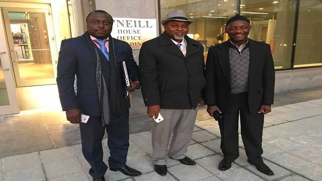 Ambazonia: Secretary of State for Finance meets US officials